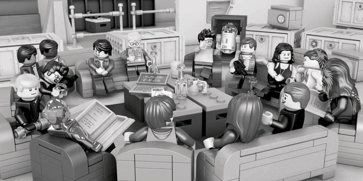 Dosis de Cultura Geek Semanal: Tortugas Ninja, Lego y Netflix