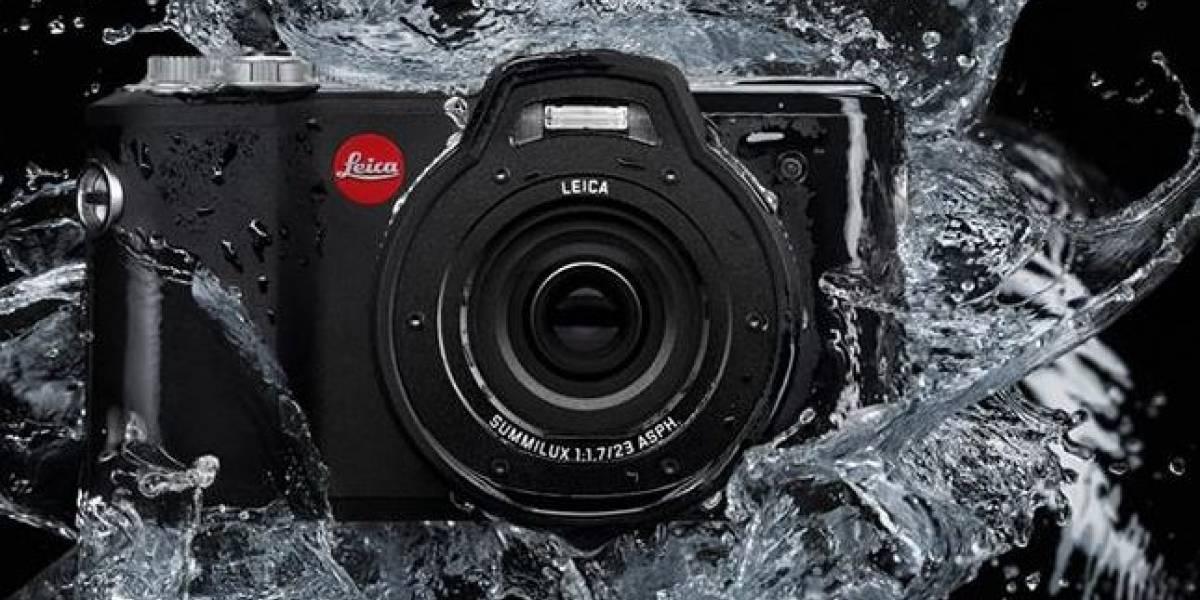 La Leica X-U es la cámara todoterreno para los que buscan aventuras y exclusividad