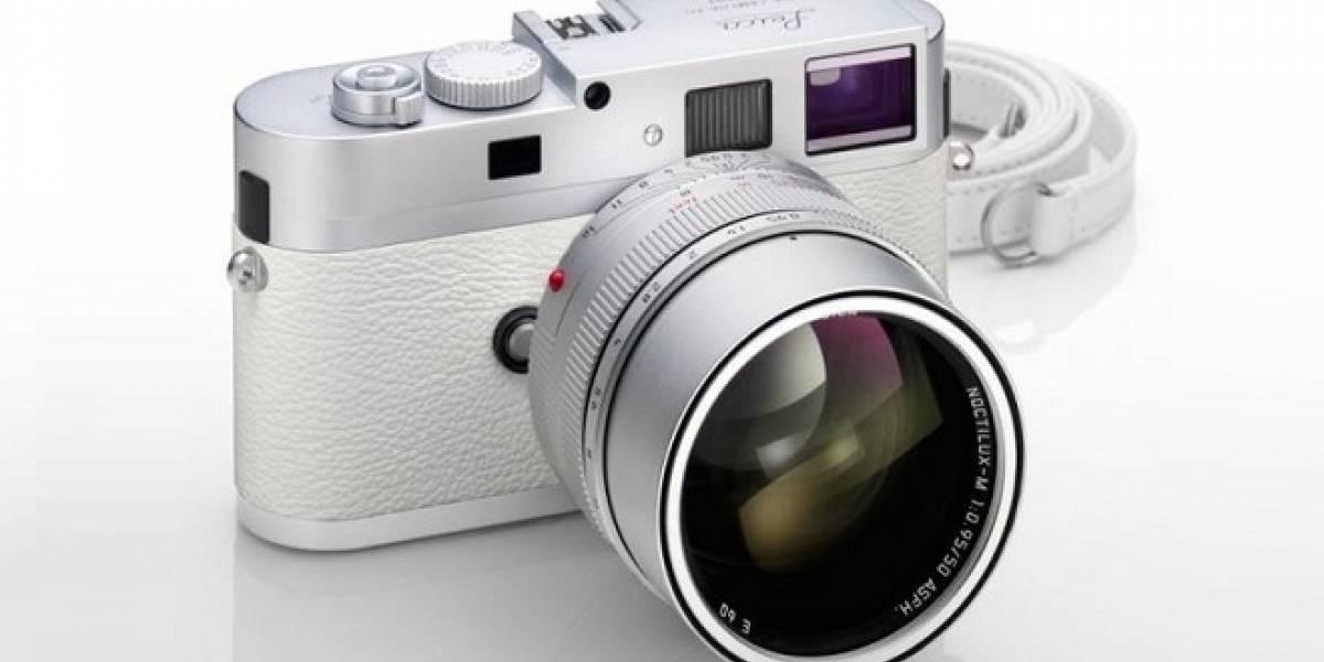 La edición limitada de la cámara Leica M9-P cuesta USD $31.000