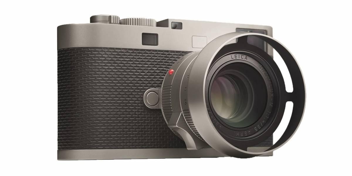 Leica M Edition 60, la cámara para los puristas de la fotografía