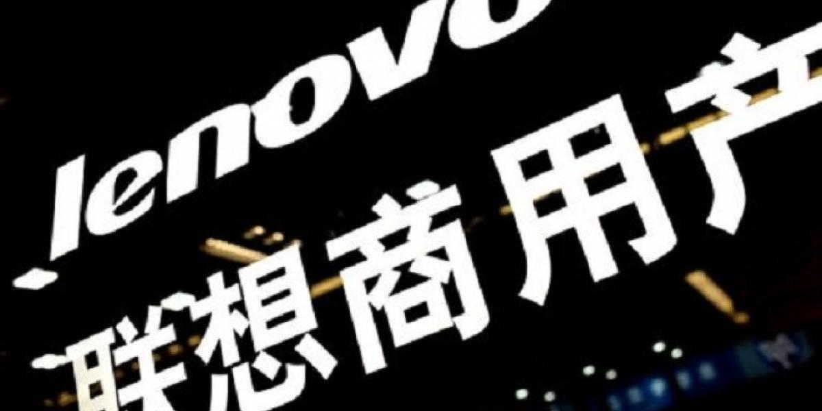 Lenovo desplazó a Dell como el segundo mayor fabricante de PCs