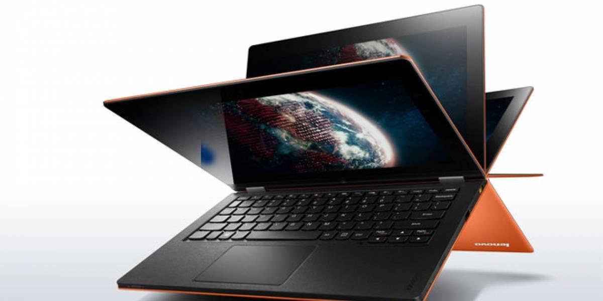 IdeaPad Yoga 11 de Lenovo aterriza en España