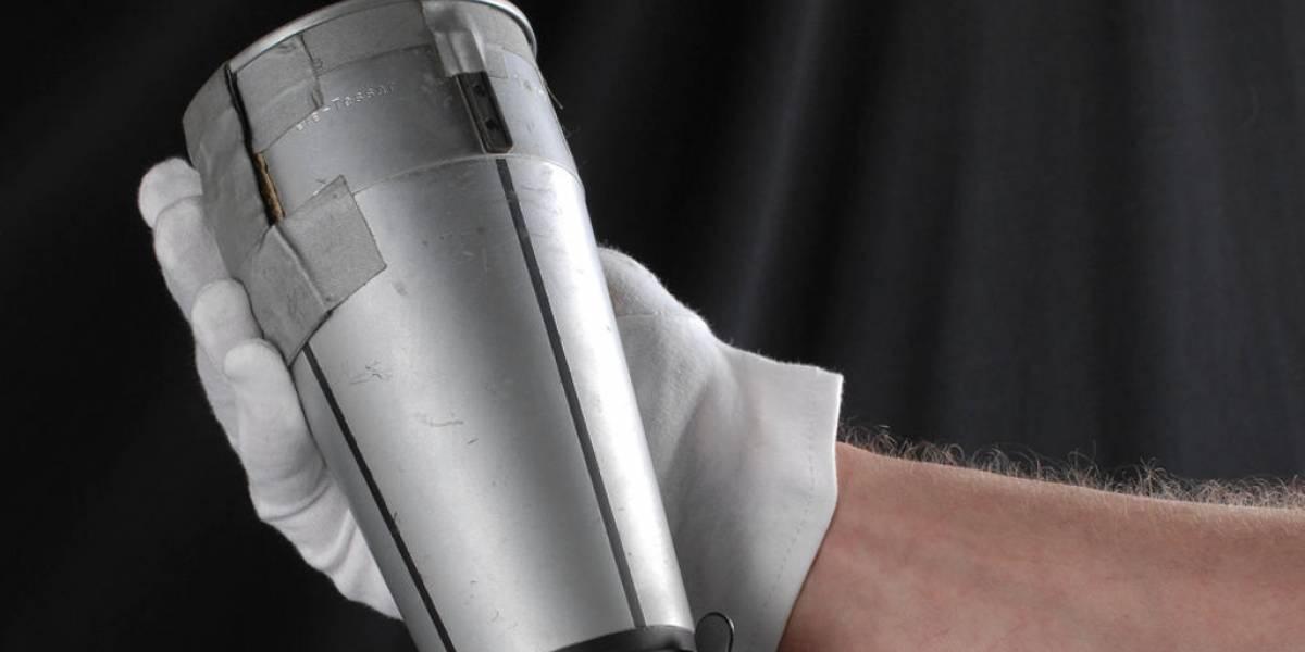 Subastarán primer lente teleobjetivo utilizado en la luna