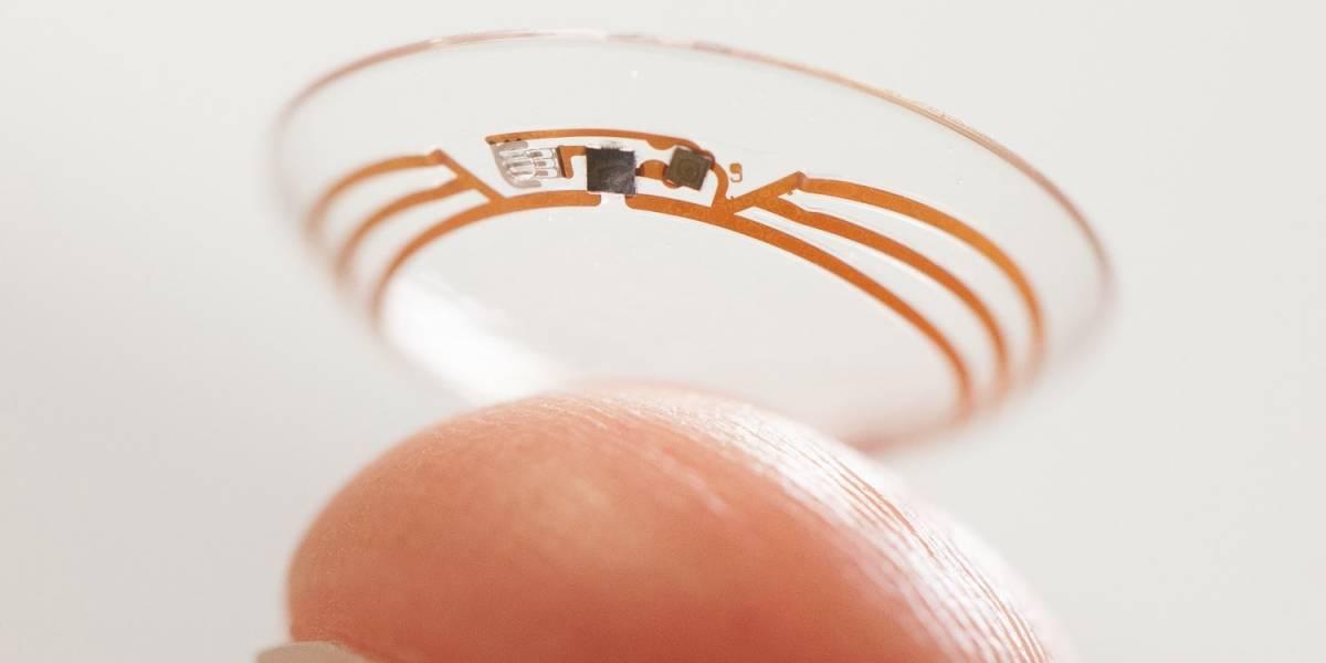 Google diseña lentillas para medir el índice de glucosa en la sangre