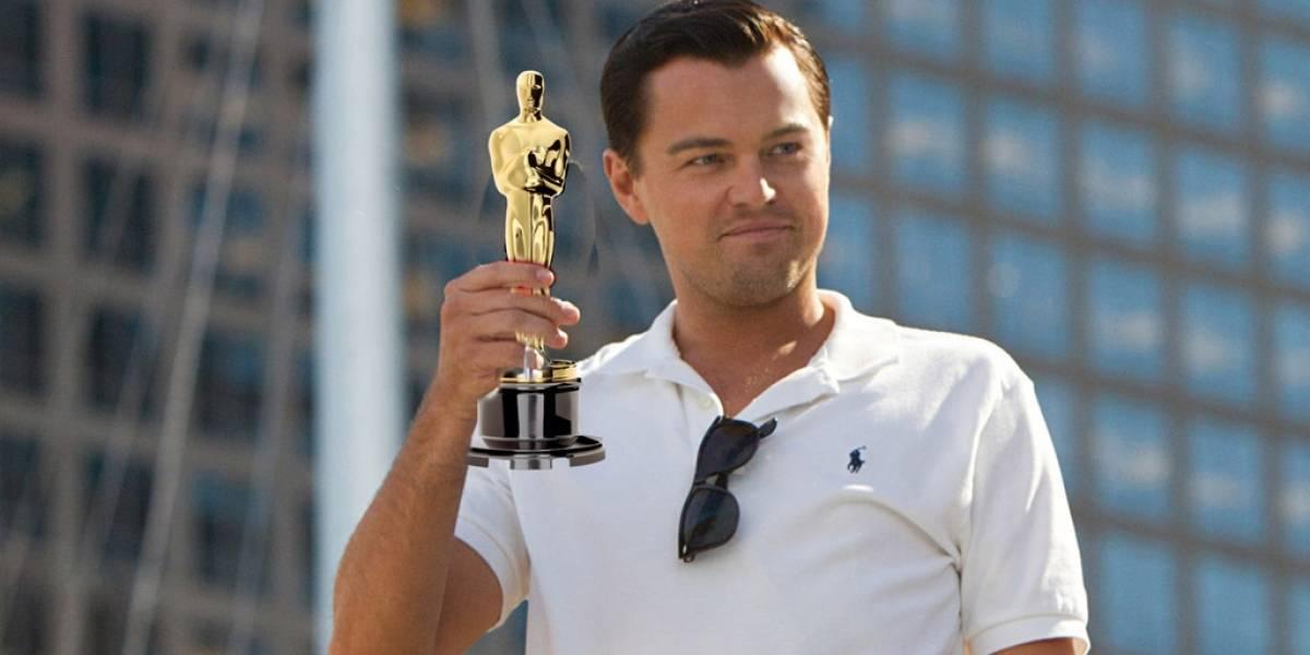 El Oscar de Leo DiCaprio rompió récord en Twitter