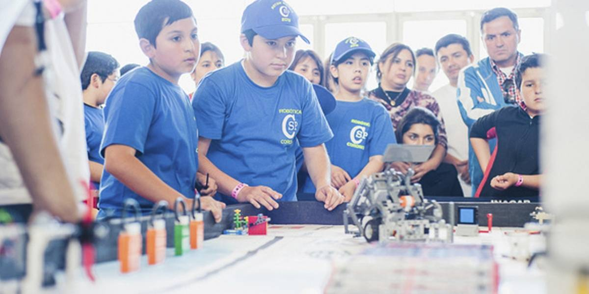Pronto comenzará el concurso escolar First Lego League Chile 2014