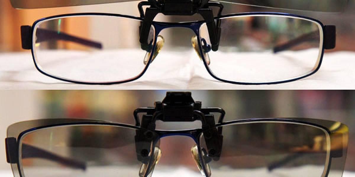 IFA 2011: LG convierte tus lentes en gafas 3D