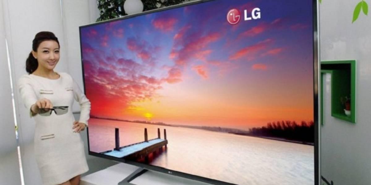 LG presenta el LCD de Ultra Definición y 84 pulgadas que ya quieres para ti