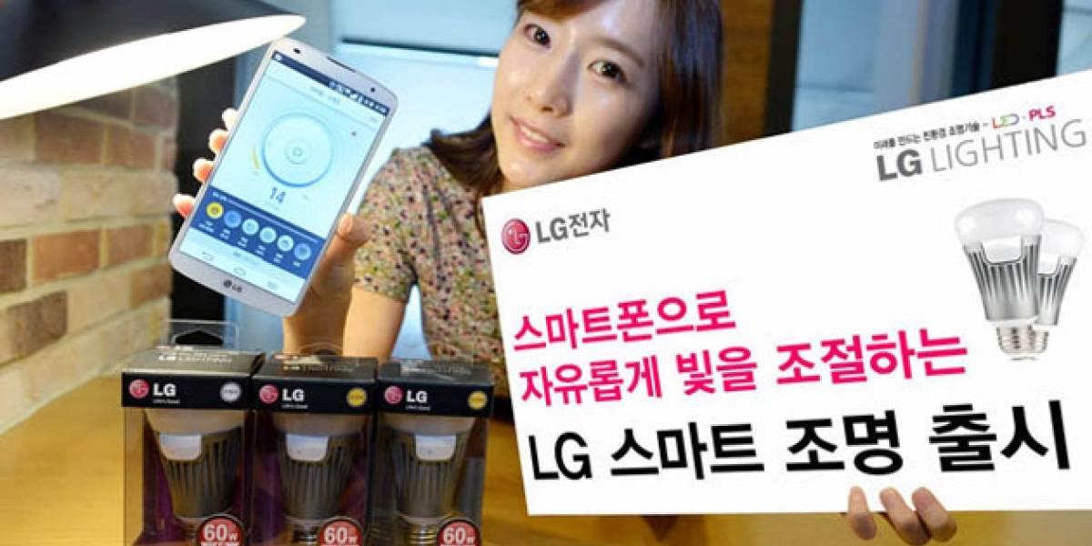 LG estrena su primera ampolleta inteligente