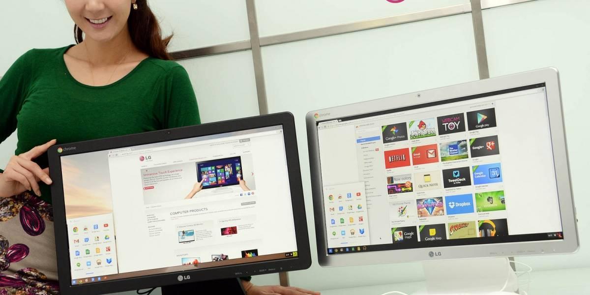 LG considera dejar de fabricar PCs tradicionales