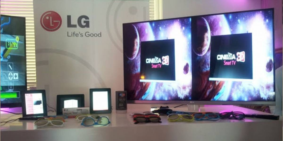 LG España nos presentó la nueva generación de sus Cinema 3D Smart TV