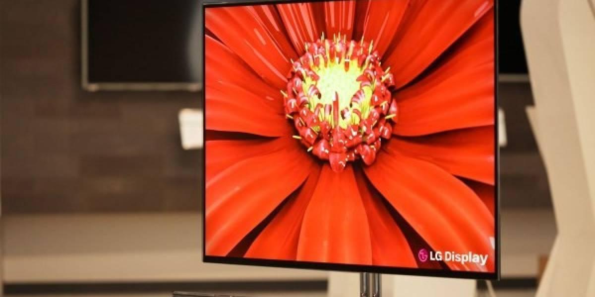 LG presentará la pantalla OLED más grande del mundo en el CES 2012