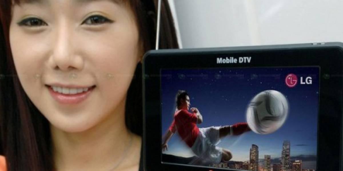 CES 2011: LG muestra TV Móvil 3D que no necesita lentes