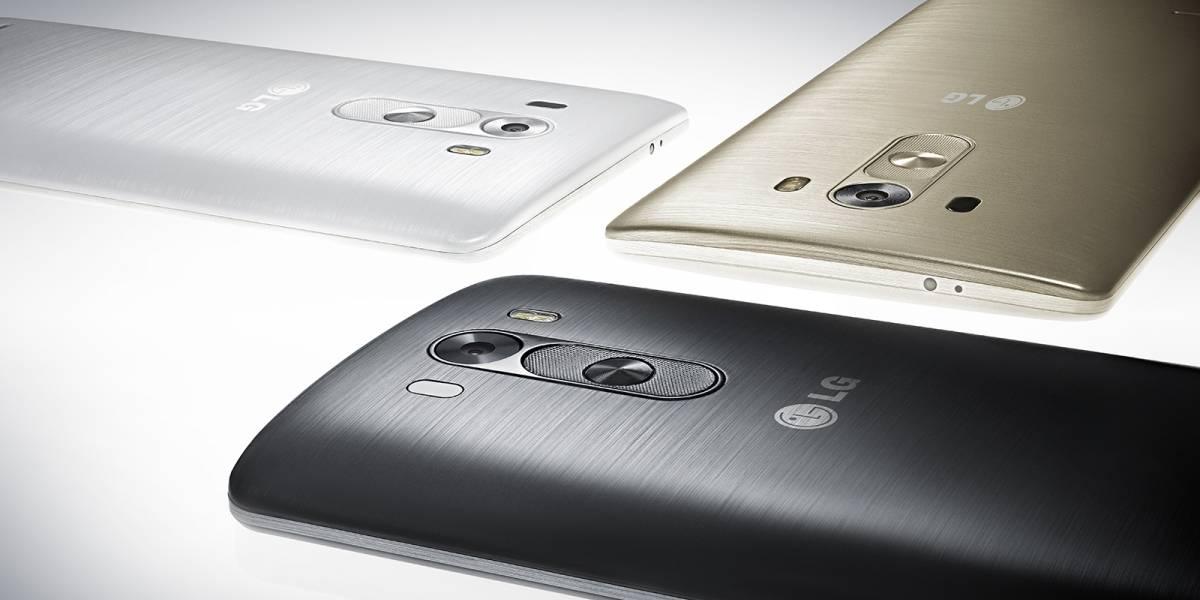 LG G3 tiene la mejor pantalla y la cámara más rápida del momento