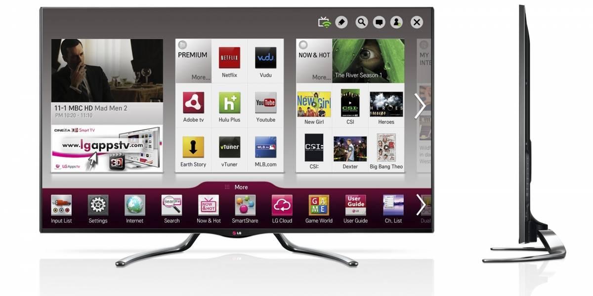 CES 2013: Los nuevos televisores OLED TV y Ultra HD de LG