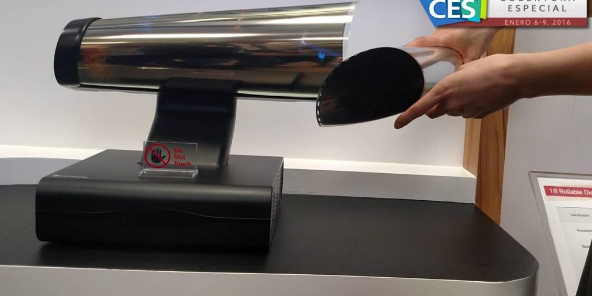 La tecnología OLED es para LG el presente y el futuro de la TV #CES2016