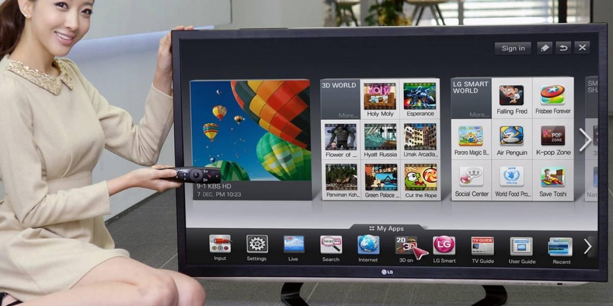Universidad argentina junto a LG lanzan concurso para desarrollar aplicaciones para Smart TV