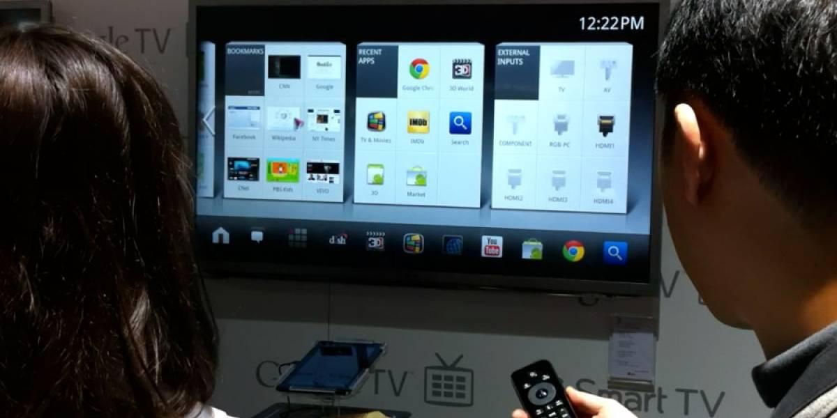 La primera TV con webOS de LG saldrá a la venta en 2014