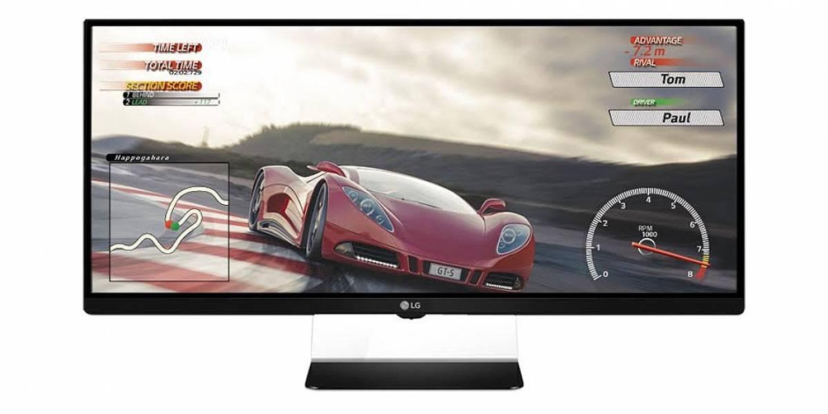 LG lanza el primer monitor de aspecto 21:9 con AMD FreeSync