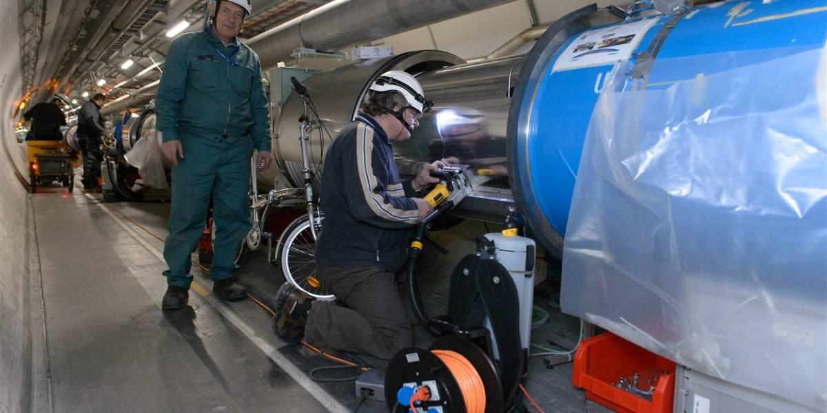 CERN estudia la construcción de otro colisionador de partículas