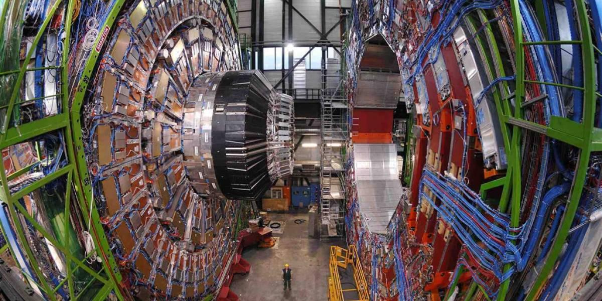 Video en 360° muestra lo colosal del Gran Colisionador de Hadrones