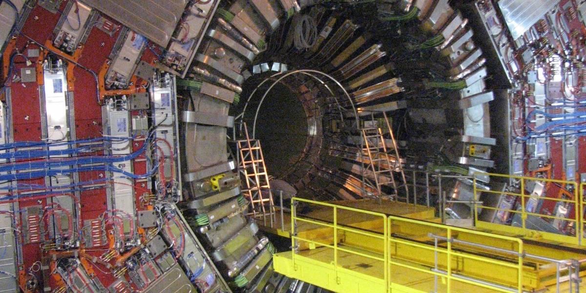 CERN: El LHC ha fallado en crear hoyos negros
