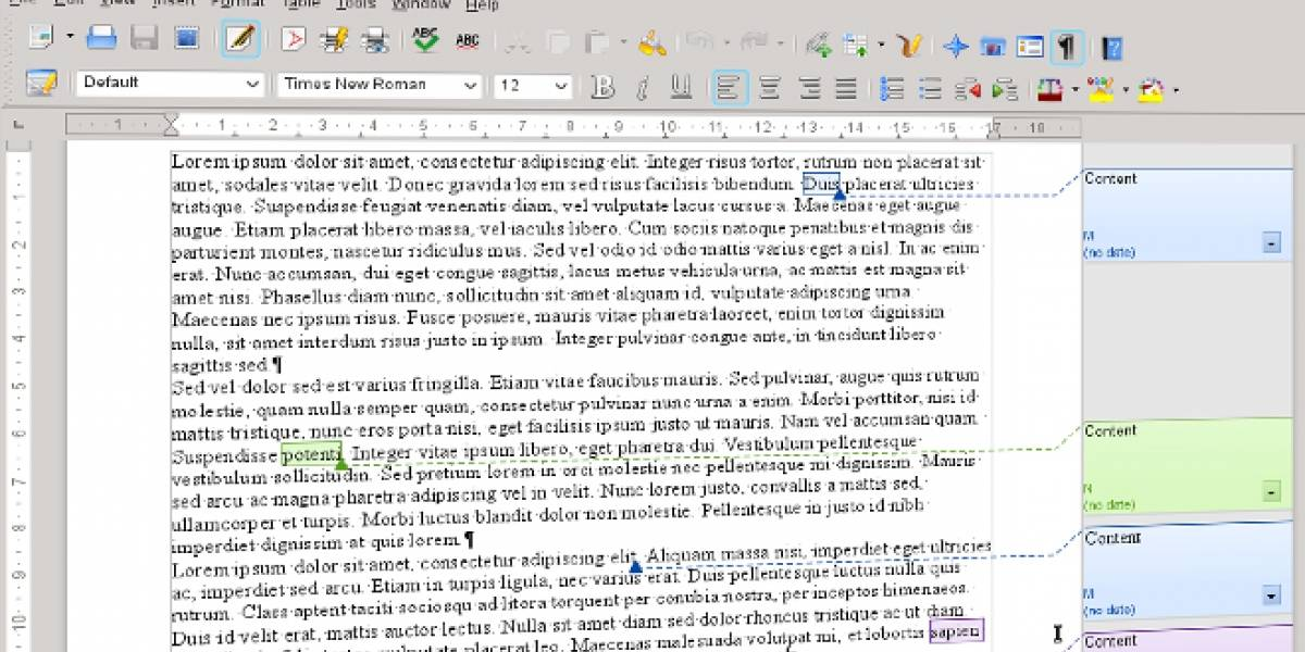 ¿Microsoft Office te da igual? Pues ya salió LibreOffice 4.0