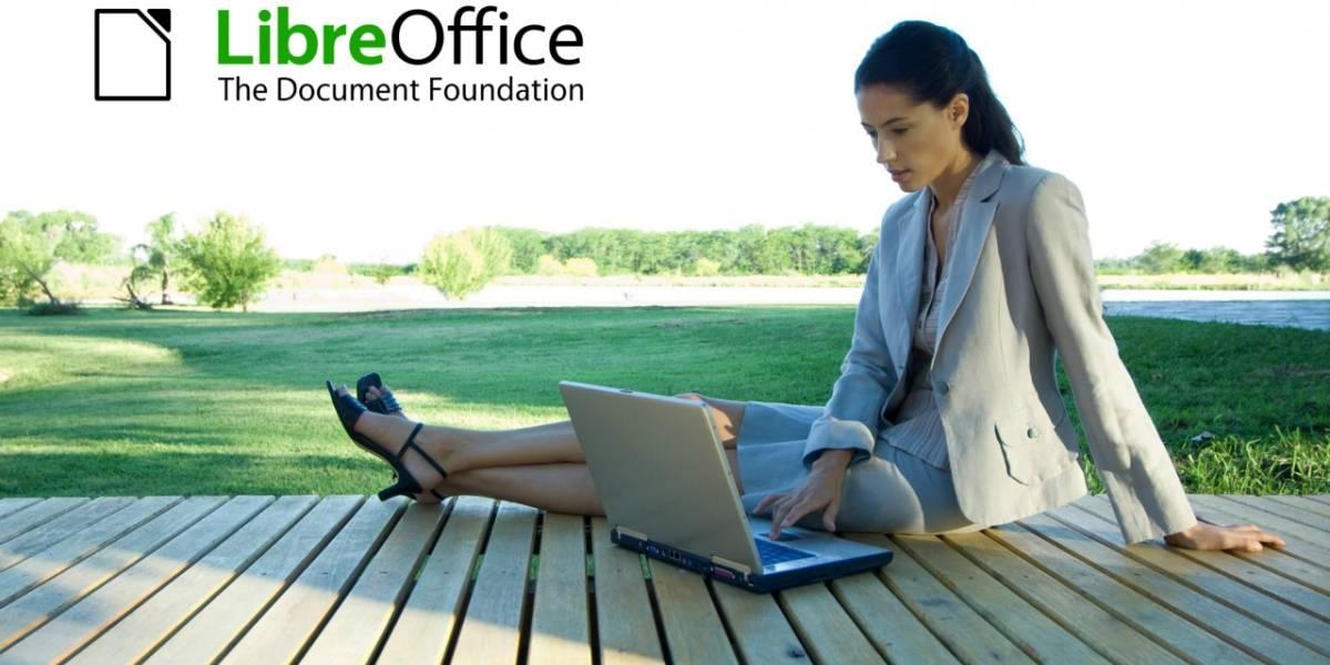 LibreOffice 5.1.1 llega con nueva característica para Writer