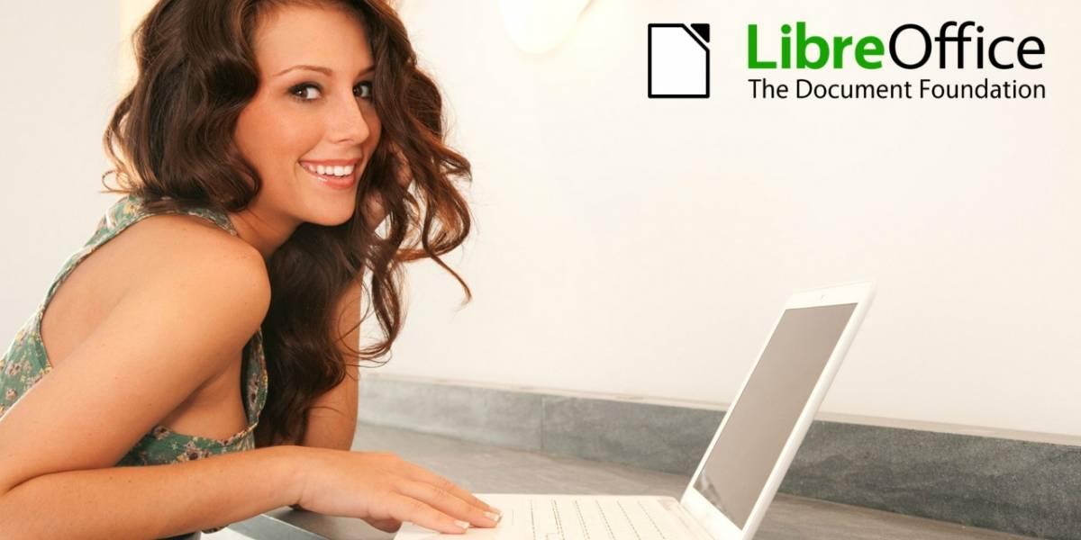 Libre Office 5.1 ofrecerá mayor interoperabilidad con documentos de Office