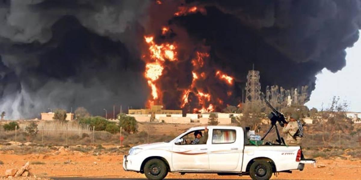 Estados Unidos debatió llevar adelante una ciberguerra contra Libia