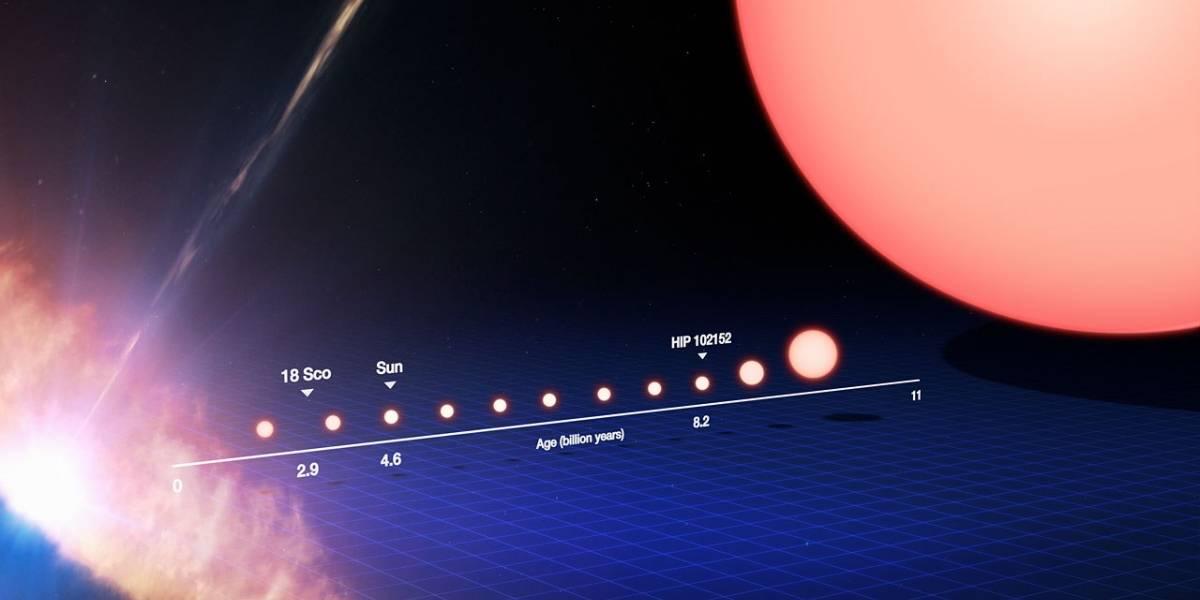 Encuentran la estrella gemela de nuestro Sol más antigua hasta la fecha