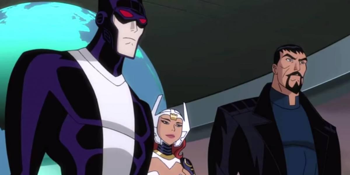 Machinima da más detalles de la nueva serie animada de la Liga de la Justicia