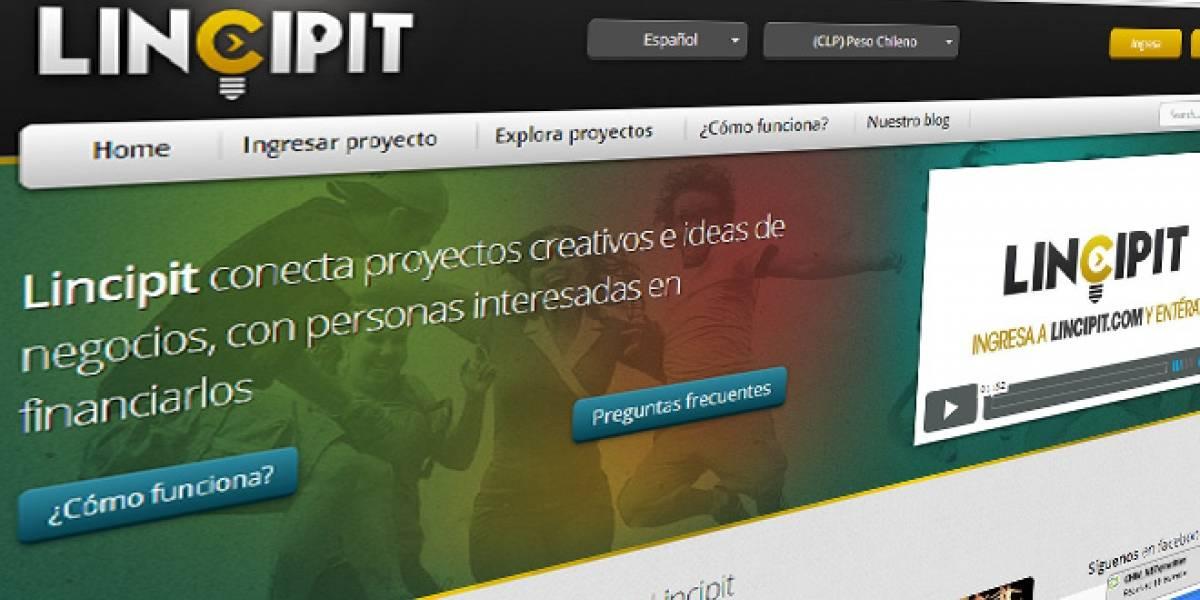 Lincipit, otro Kickstarter pero global [FW Startups]