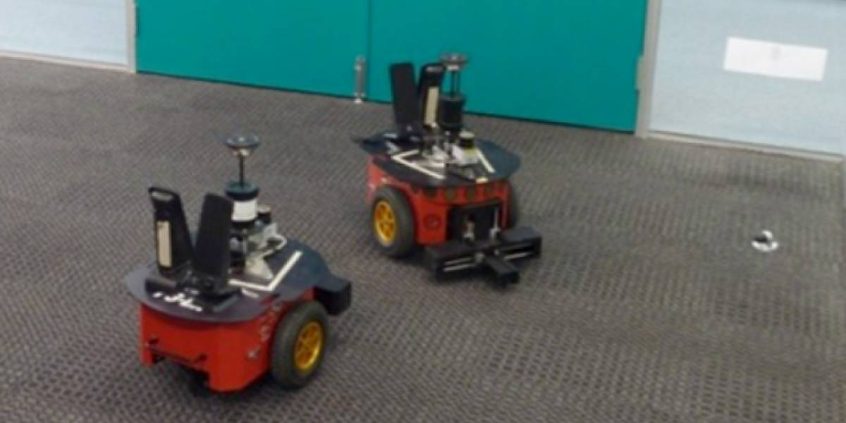 Diseñan robots para que creen su propia lengua