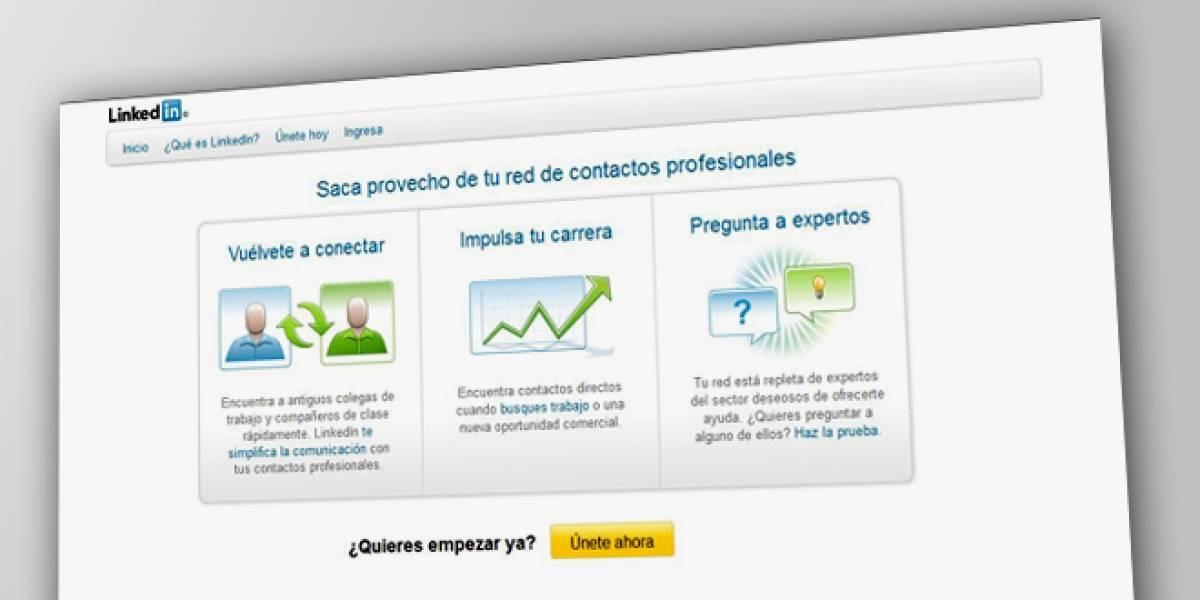 LinkedIn abrió una oficina en España