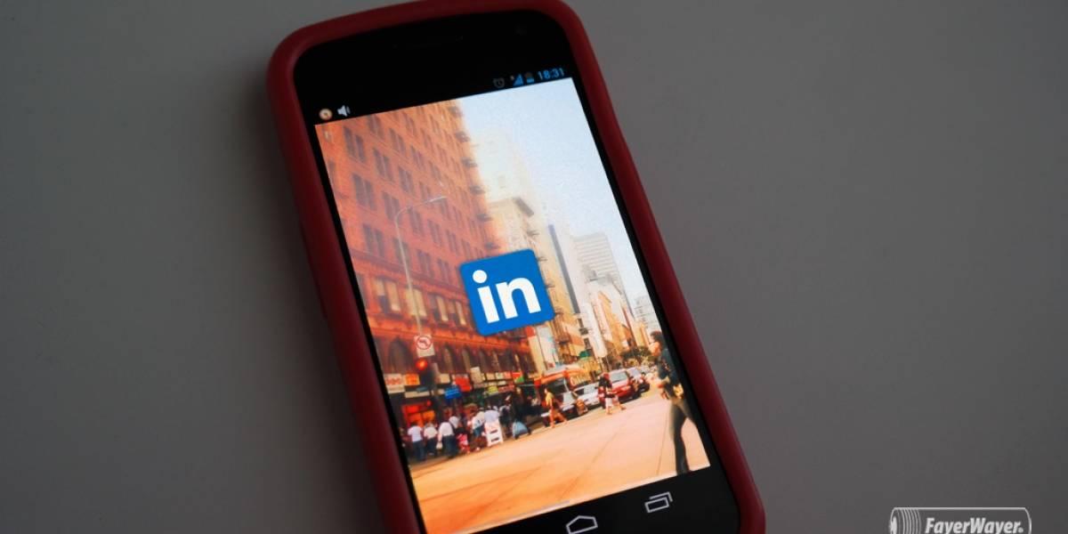 Acusan a LinkedIn de mentir para atraer usuarios