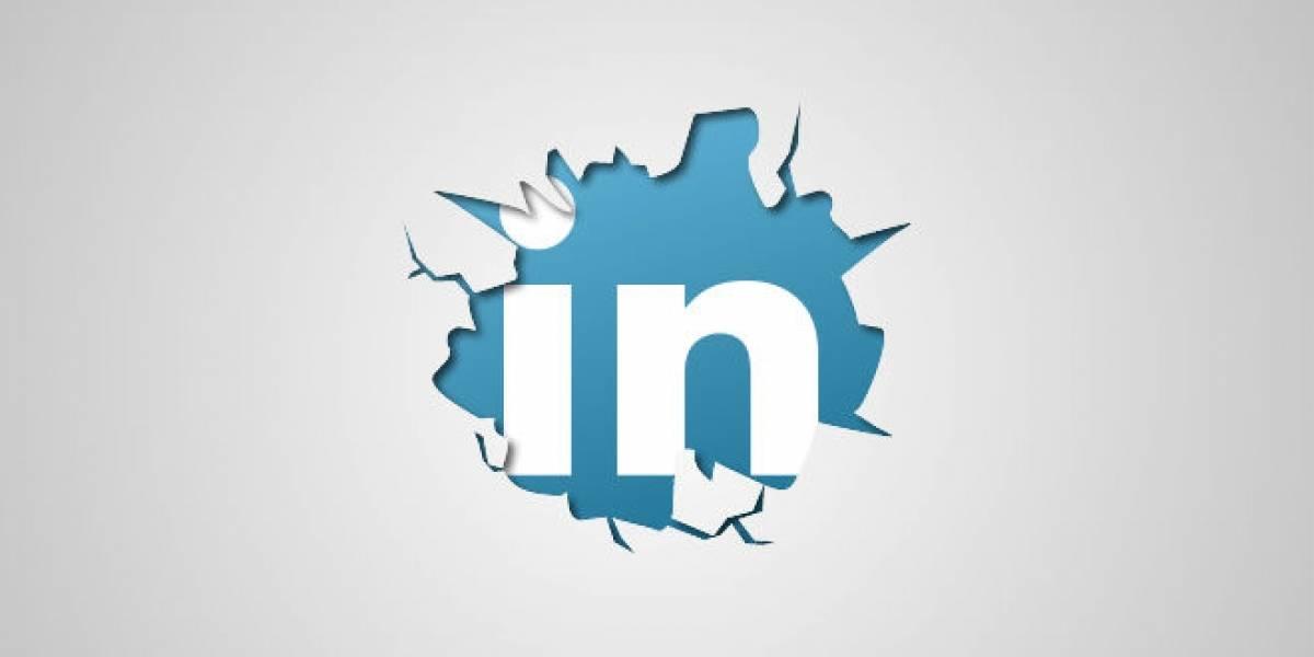 Usuarios de LinkedIn ya empezaron a ser víctimas de phishing