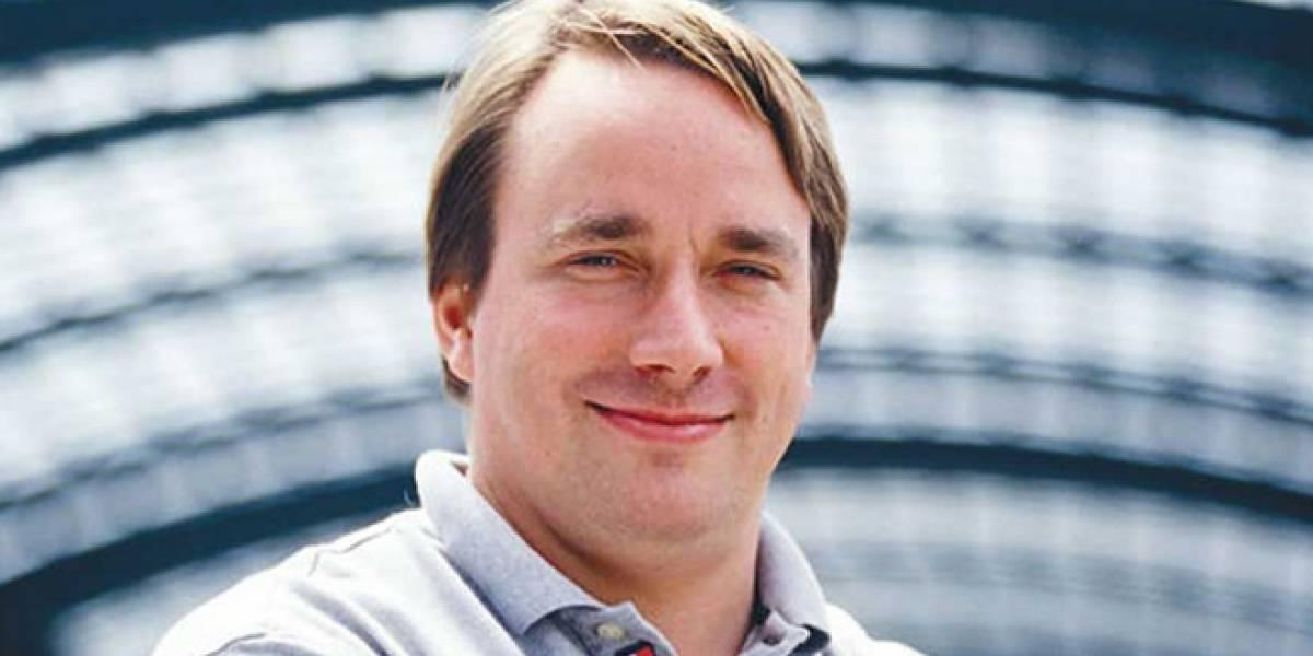 Linus Torvalds es finalista al Premio Millenium de Tecnología 2012