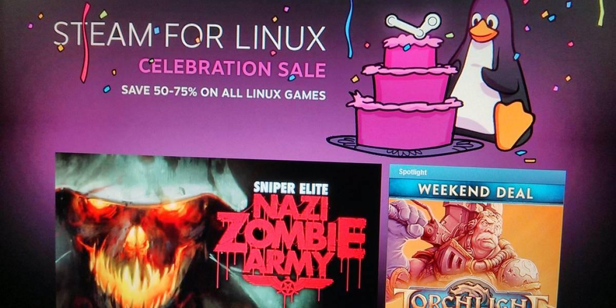 Fundador de Valve dice que Linux es el futuro de los videojuegos