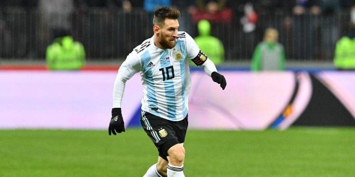 """""""Dios y Messi dirán si podemos ganar el Mundial"""", dice Mauricio Macri en Rusia"""