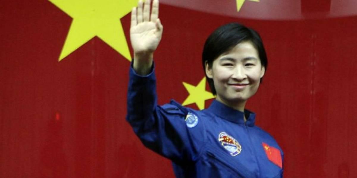 China lanza el sábado la primera mision tripulada a su estación espacial