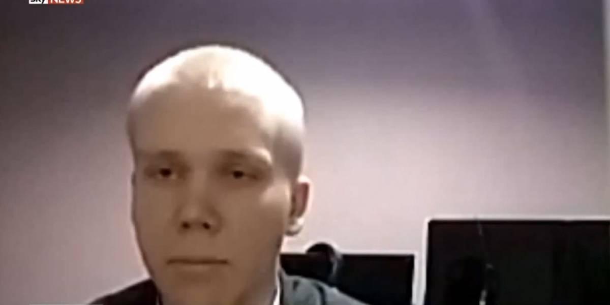 Un hacker de Lizard Squad muestra su cara en televisión