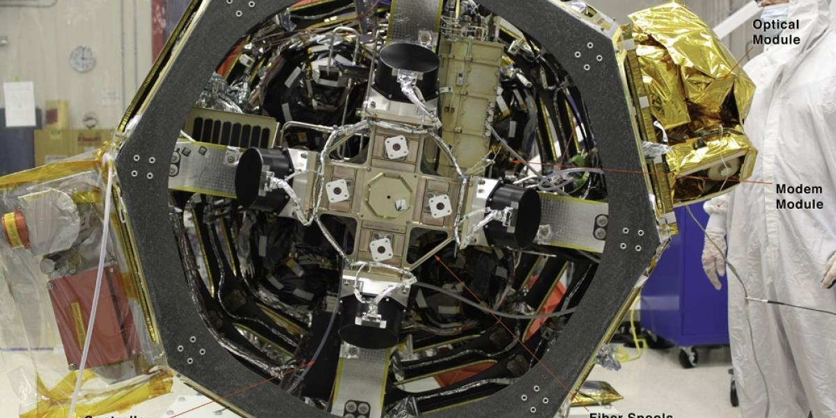 NASA crea sistema de comunicaciones espaciales a 600 mb/s