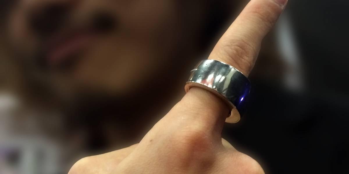 Este anillo permite controlar casi todo haciendo gestos en el aire #SXSW