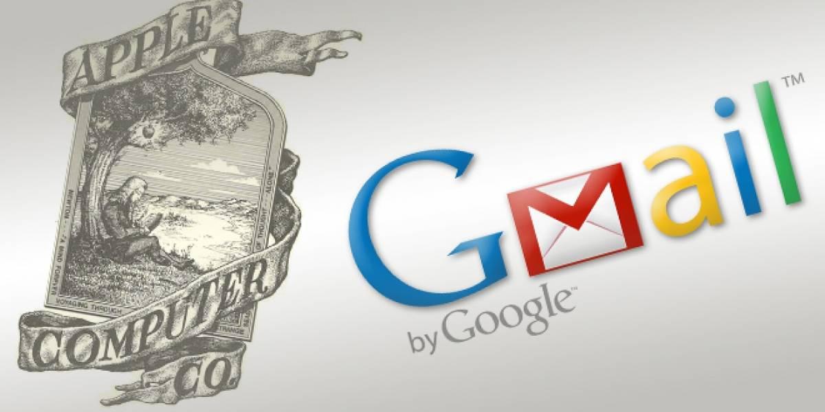 ¡Feliz cumpleaños Apple y Gmail!