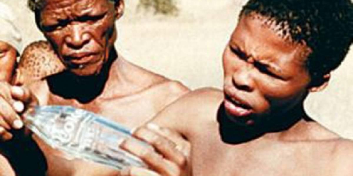 Bola metálica caída en Namibia confirma que los dioses están locos (?)