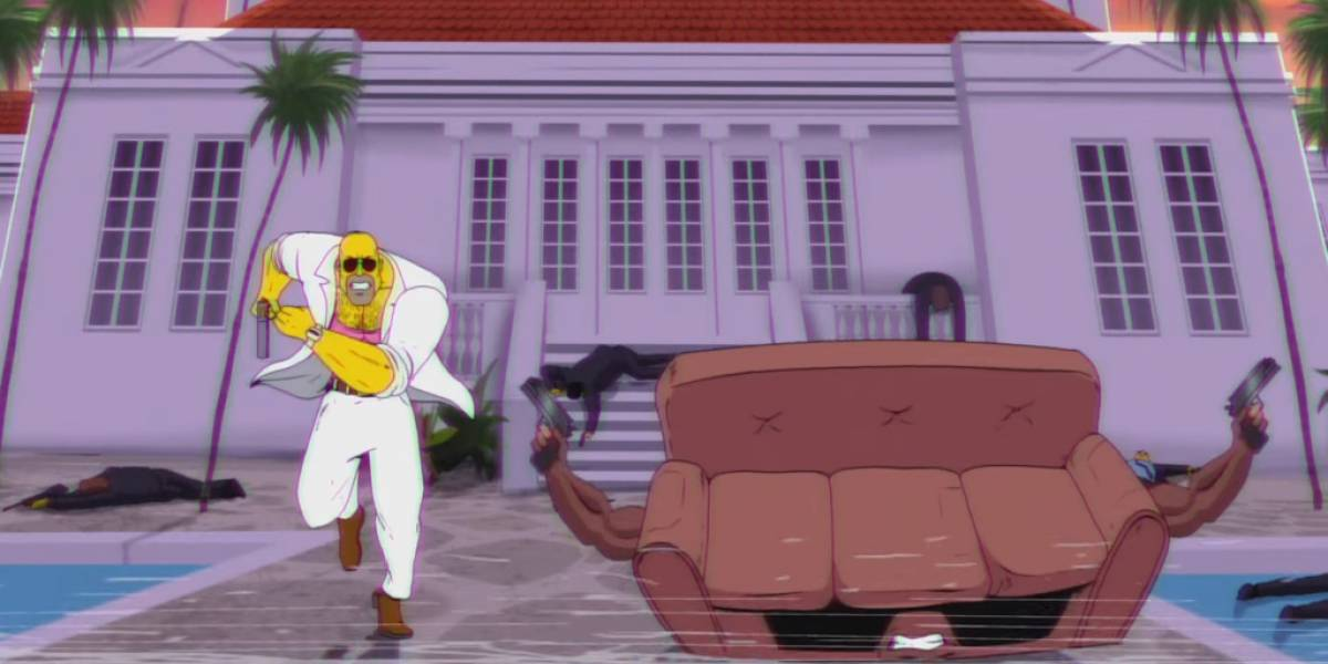 Los Simpson rinden tributo a los 80 con intro estilo GTA Vice City