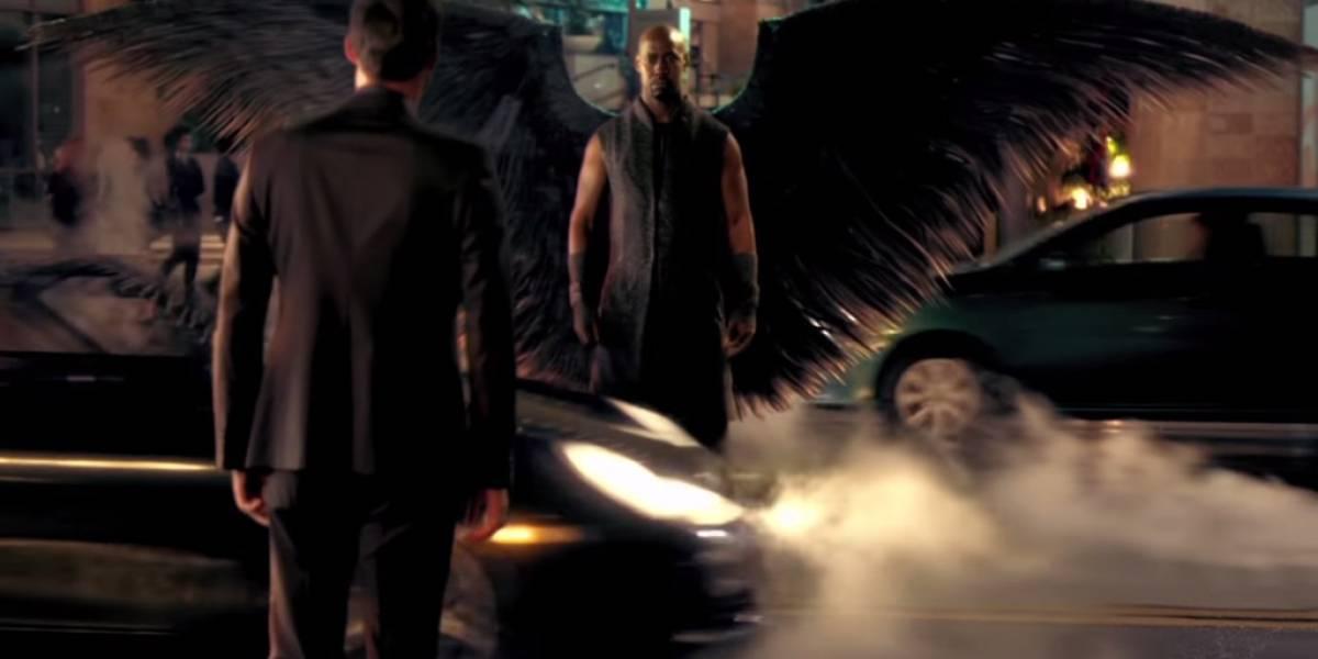 Este es el primer trailer de la serie televisiva 'Lucifer'