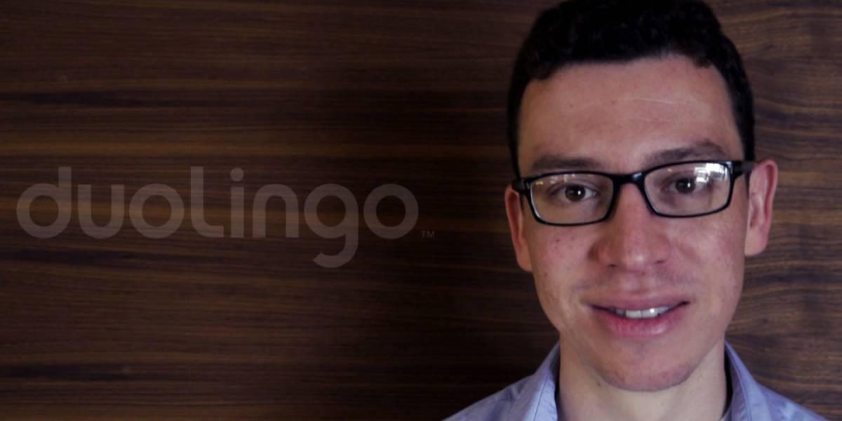 Luis von Ahn, el guatemalteco que creó Duolingo [FW Interviú]
