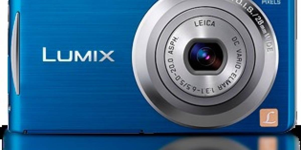 Participa por una de las cinco cámaras Lumix FH2 con BBM y Movistar